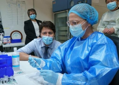 Vaccine envy: Why can't Canada make COVID-19 doses at home?