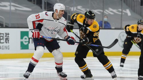 Bruins vs Capitals: 2021 Stanley Cup Playoffs First Round preview