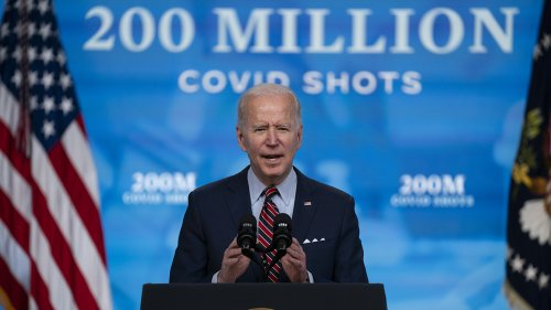 100 days of COVID: Grading Biden on vaccination, schools and masks