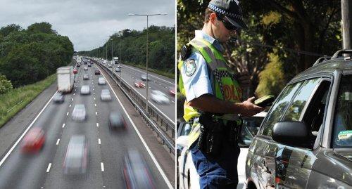 $123 fine awaits drivers who believe this popular urban myth