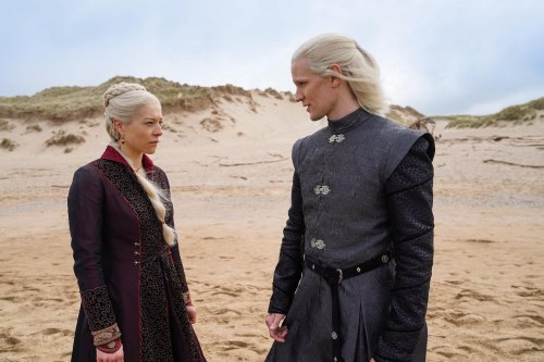 'House of Dragons': HBO shares first official look at 'Game of Thrones' spin-off