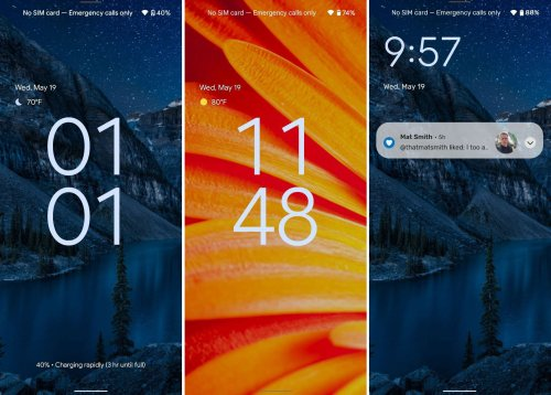 Android 12 Beta hands-on: A fresh look with few major changes for now | Engadget