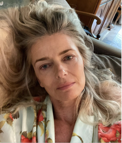 Paulina Porizkova opens up about 'the best compliment' she's gotten in years'