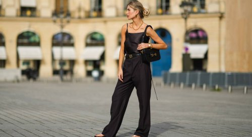 You need to add these £29.50 linen M&S trousers to your basket before they sell out