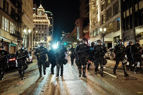 Efforts to Weed Out Extremists in Law Enforcement Meet Resistance