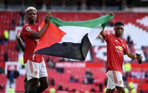 Players views must be respected after Palestine flag display: Solskjaer