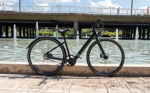 Tenways' e-bike debut blends value with style | Engadget