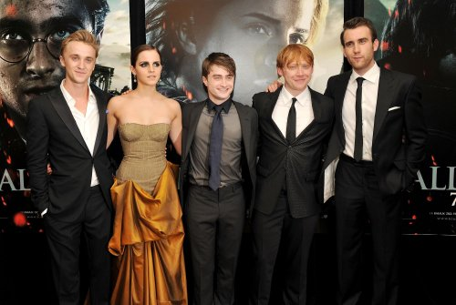 Then and now: Where are these Harry Potter actors now?