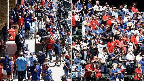'It's a disaster': America in disbelief over disturbing crowd photos