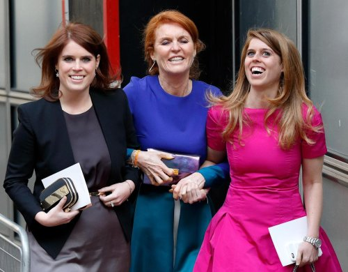 Sarah Ferguson's Best Photos with Daughters Princess Beatrice and Princess Eugenie Through the Years