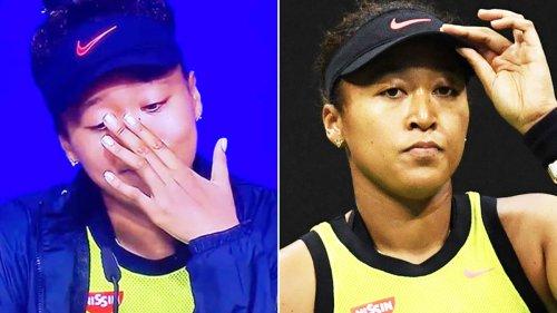 Naomi Osaka suffers crushing new blow after US Open heartbreak