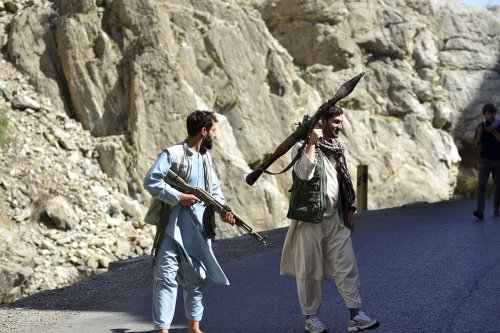 Afghanistan's a sh--show. But for K Street, it's an opportunity.