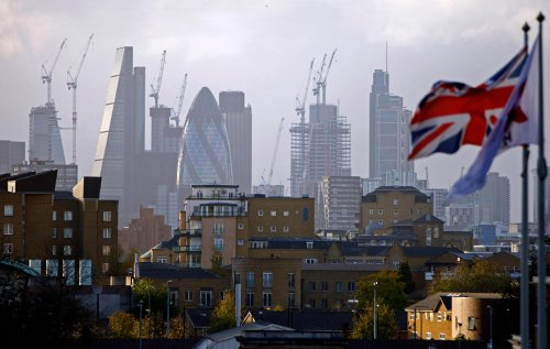 UK inflation forecast to hit 3.9% in early 2022