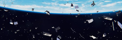 New plan to deal with deadly space debris which could destroy satellites