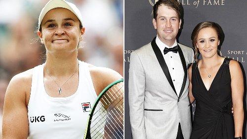 Family heartache behind Ash Barty's epic run to Wimbledon title