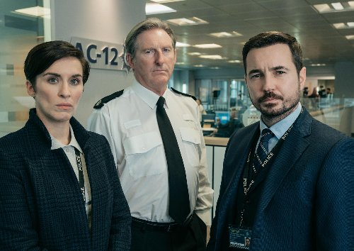 'Line of Duty' creator Jed Mercurio sparks hopes of season 7 with cryptic tweet