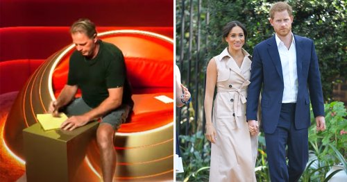 Big Brother VIP: Meghan's brother writes bombshell letter to her and Harry