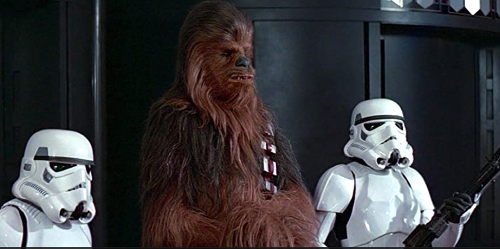 'Star Wars' Just Explained Why Darth Vader Saved Chewbacca in 'The Empire Strikes Back'