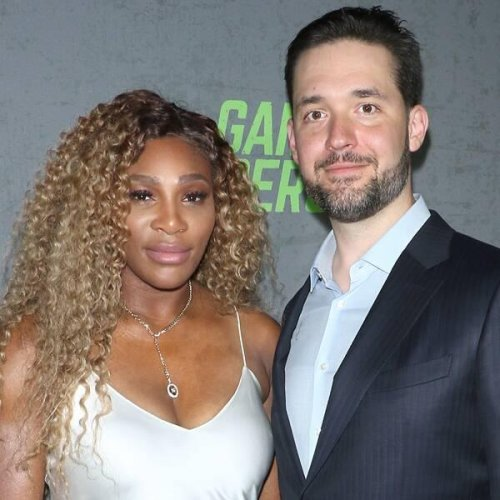 """Why Alexis Ohanian Is Perfectly Fine Being Known as """"Serena Williams' Husband"""""""