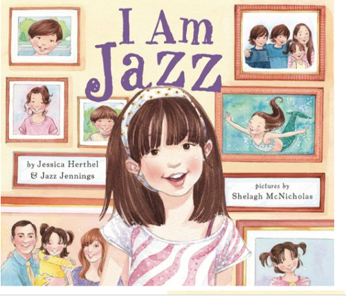 Jazz Jennings's book was read to first graders. The school, faced with backlash, says it's 'consistent with our values.'