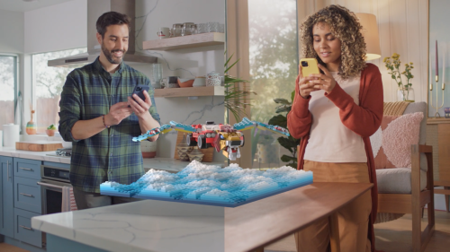 Snapchat shows off new AR features and more 'inclusive' camera tech | Engadget