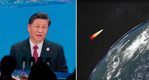 Bombshell leak reveals China's new hypersonic weapon: 'Game changer'