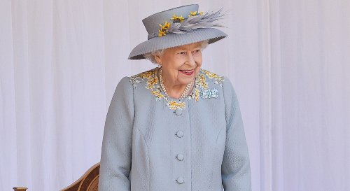Queen celebrates official birthday with scaled back Trooping the Colour