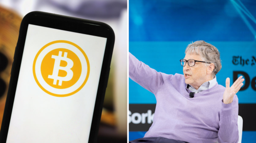 Bill Gates on crypto: 'It'd be good to get rid of that'