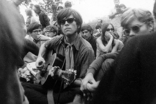 Songwriter Eric Andersen Crossed Paths With Everyone From Dylan to Warhol. Now, He's Getting His Due