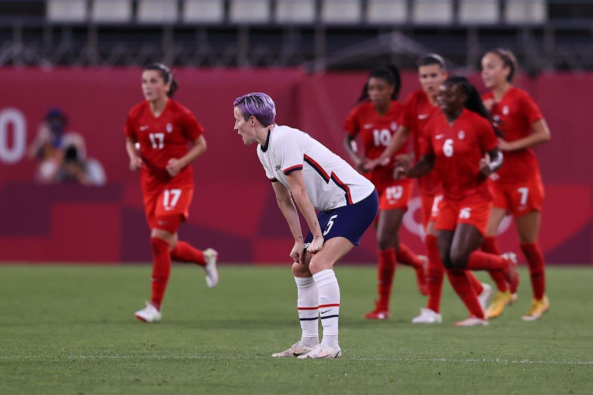 The USWNT fell into the same trap every World Cup winner trying to earn Olympic gold does