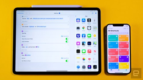 These Shortcuts can help you clean out your iPhone or iPad | Engadget