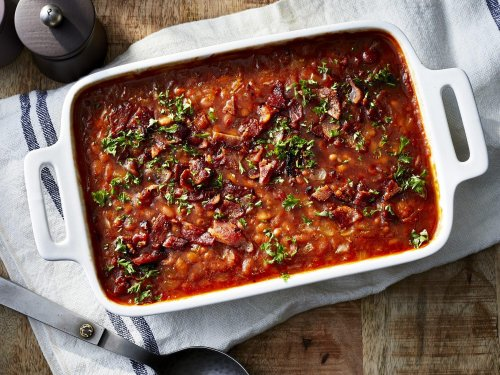 These Easy Baked Beans Are My Most Requested Summer Side Dish Recipe