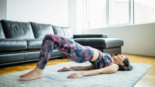 6 Moves To Wake Up Your Glutes And Hamstrings