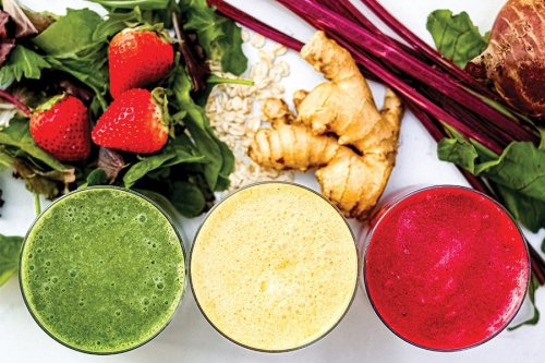 10 Healthy Smoothie Recipes You'll Want to Make Today   Yoga Journal