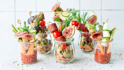 Jarcuterie Is the Summer Snacking Trend You Didn't Know You Needed