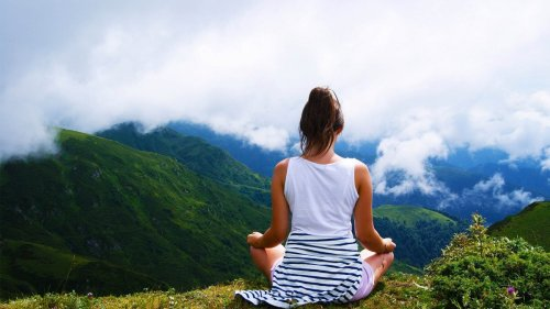 Yoga Helped Me Maintain My Sobriety During the Pandemic