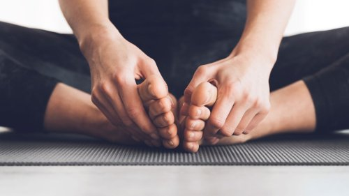 These 12 Exercises Will Feel So Good on Your Feet