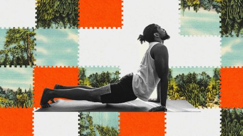 These Foam Mats Help Me Exercise More   Yoga Journal
