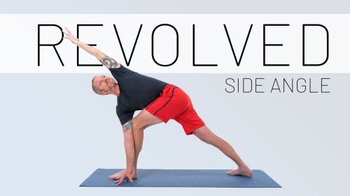 Revolved Side Angle Pose: The Complete Guide   Yoga Journal