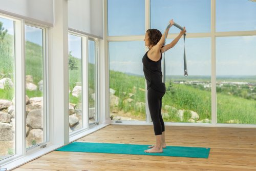 Stretches for Shoulder Pain: 5 Yoga Poses to Relieve Tight Muscles