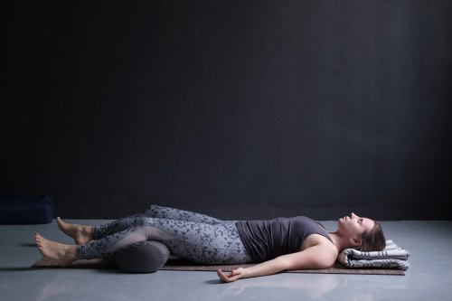 Yoga for Sleep: 15 Poses to Help You Get a Good Night's Rest