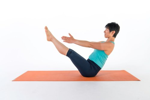 Boat Pose: The Complete Guide