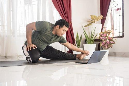 8 Ways to Keep Your Virtual Yoga Practice Safe