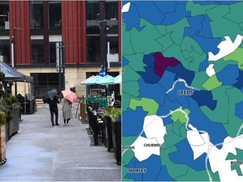 Here's where Covid cases are rising in Leeds as 'unlocking date' set to be delayed