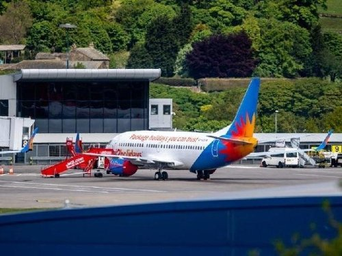 Flights from Leeds Bradford Airport cancelled after operator goes bust
