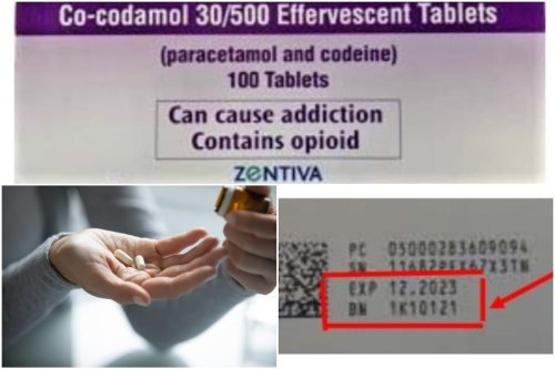 Major recall of common painkiller due to overdose concerns