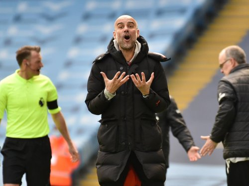 Gracious Pep Guardiola makes honest Leeds United admission after rare Manchester City defeat