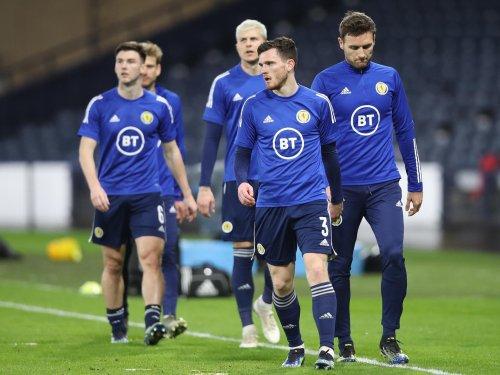 Scotland captain Robertson makes Cooper 'Bielsa-ball' quip ahead of opener