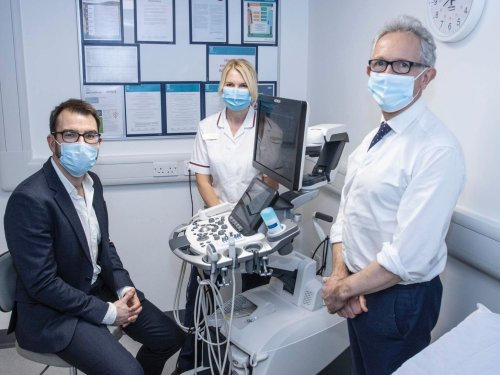 Private hospital in Leeds is one of first in region to offer quicker and more accurate prostate cancer tests