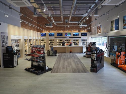 Photographic retailer Wex opens largest camera store in Yorkshire